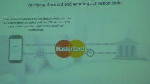 写真2 MDESにおけるMasterCardの役割