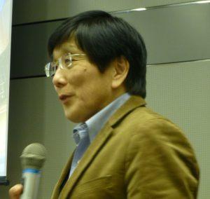 NFC Forumチェアマン 田川 晃一氏