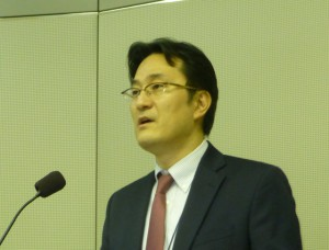 EMVCo Member of Executive Committee & Board of Managers 田中 淳也 氏
