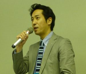 株式会社NTTドコモ スマートライフ推進部 ビジネス基盤推進室           ビジネス戦略 NFC基盤 主査  大西 浩喜 氏