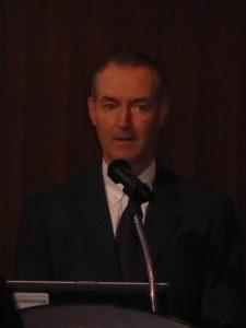 ビザ・ワールドワイド・ジャパン株式会社ジェームス・ディクソン代表取締役