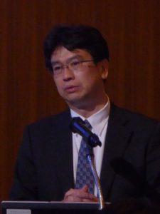 ビザ・ワールドワイド・ジャパン・新技術推進部の鈴木章五部長