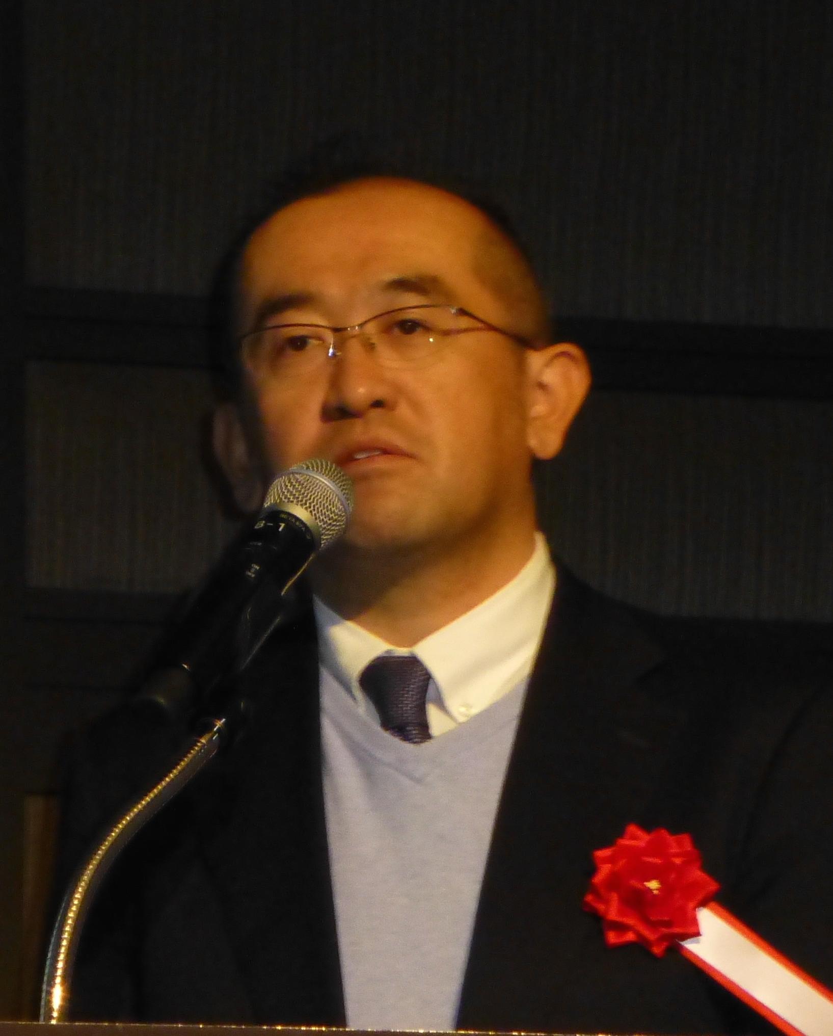 NTTドコモ・プロダクト部プロダクトイノベーション担当部長の森山光一氏