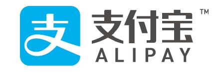 「Alipay国際決済」のロゴ(出典:ペイジェントの報道発表資料より)