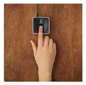 指紋認証決済システム「PASS」