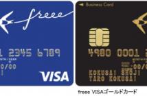 freee VISA カードの券面デザイン(出典:freee、 三井住友カード、ビザ・ワールドワイド・ジャパン、 ストライプジャパンの報道発表資料より)