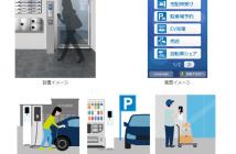 「NEC Digital Concierge」サービス概要図(出典:日本電気の報道発表資料より)