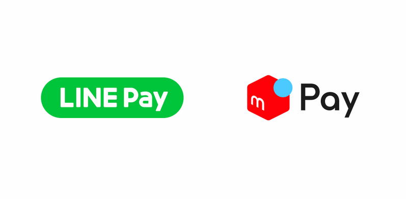 (出典:LINE Payおよびメルペイの報道発表資料より)