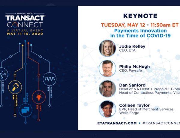 【TRANSACT Connect】パンデミック環境下で決済のコンタクトレス化・デジタル化シフトが鮮明に〜ETAバーチャルイベントが閉幕