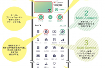 「JCB Mobile Wallet(仮称)」のイメージ画面(出典:ジェーシービーおよびNTTコミュニケーションズの報道発表資料より)