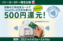 (出典:三井住友カードの報道発表資料より)